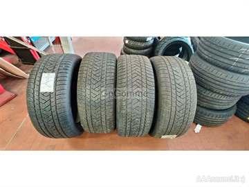 4 Pneumatici Pirelli invernali 275 50 20 al 63%