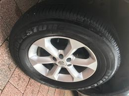 Cerchi e pneumatici NISSAN NAVARA