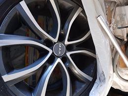 Cerchi Mak 17 + pneumatici toyo invernali 225/65 R17