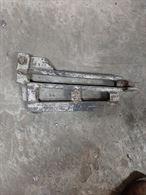 Pedaliera Antifurto artigianale