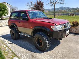 Nissan Patrol J61