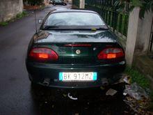 MG Spider 1.8 del 2001