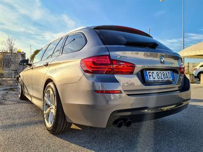 BMW 525D M-Sport Xdrive Touring 4X4 218CV Permute