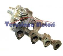 Turbocompressore Rigenerato Ford Focus I 1.8 TDCi