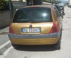 Renault Clio Anno 2001