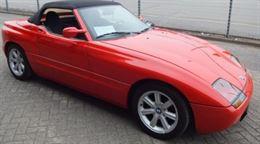 BMW z1 2.5 anno 1991 autovettura completamente