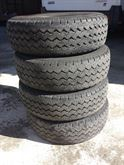 Gomme 215 70 15