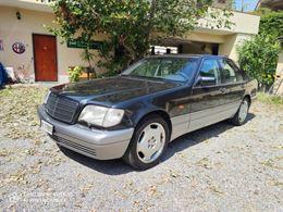 Mercedes 600 v 12