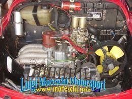 Motore Abarth 1000 TC