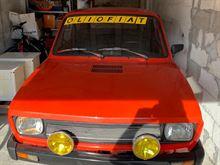 Fiat 127 auto d'epoca