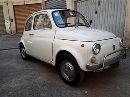 FIAT 500 L - Anno 1972