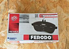 Kit Pastiglie Freno Disco Ferodo FDB1466 Nuove