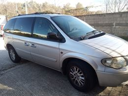 Chrysler Voyager - motore perfetto