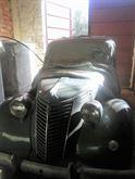 Fiat 1100 E 1951, restaurata e funzionante, iscritta A.S.I.