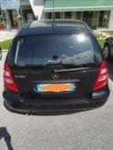 Mercedes Classe A - impianto gas