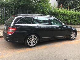 Mercedes classe c 220 AMG stetion wagon in ottime condizio