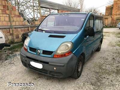 Renault trafic 1.9 - kw 74 - 19 cv - diesel