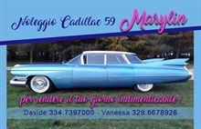 Noleggio Cadillac anno 1959