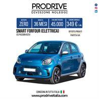 Smart Forfour EQ passion 45.000 km