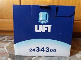 Filtro carburante UFI 2434300 per Ford Fiesta 1.4