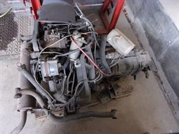 Motore wolkswagen 1.6d montabile t1 t2 t3