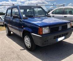 Fiat Panda College 1.100 Immatricolazione Marzo 2003.