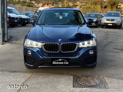 Bmw x4 2.0 d business advantage aut