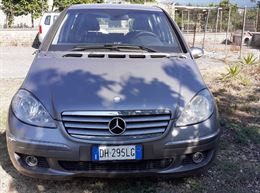 Mercedes Classe A 180 chrome