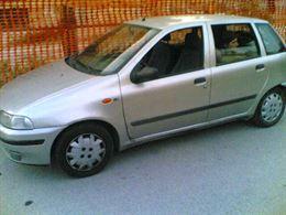 Fiat Punto del 1999 5 porte grigio metallizzato