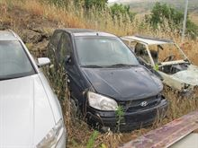 Vendita hyundai getz 1.5 crdi incidentata