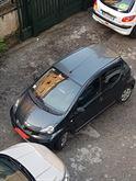 Toyota Aygo grigia novembre 2012
