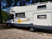 Camper Benimar Europe 6000 7 posti