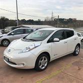 Nissan Leaf Acenta 30KWh cold pack solar spoiler 2017