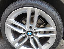 BMW serie 1 sport Gommata invernale/estiva