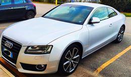 Audi A5 tfsi turbo