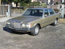 MERCEDES 350 SE 1974 ASI