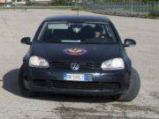 VW Golf a Metano