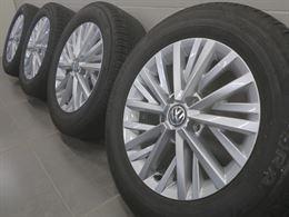 Cerchi originali Volkswagen 16 e gomme 4 season
