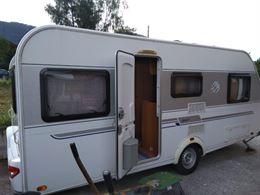 Caravan KNAUS SPORT 500 EU in perfette condizioni