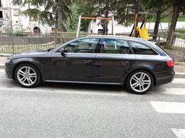 Audi A4 sline CV 170