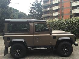 Land Rover Defender 90 2.4 TD4 SW Limited