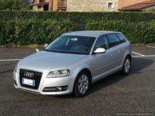 Audi A3 anno 2012 1.6tdi SPB unico prop Euro 5 usata signora