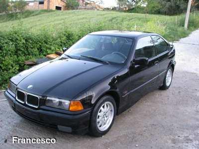 Bmw 318 del 1999, benzina