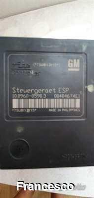 Abs-Regolatore 13244860 Opel Zafira B a05 - 1.9 CD