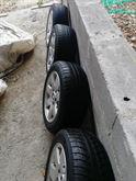Gome invernali Michelin 205/55 R16 + cerci in leg