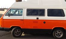 VW T3 Vanagon Westfalia