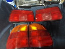 Fanali portellone posteriore dx è sx Bmw serie5 touring
