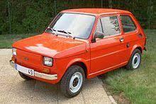 Fiat 126A Storica