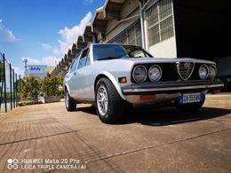 Alfa Romeo Alfetta 2000 USA