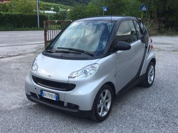 Smart - tetto panoramico